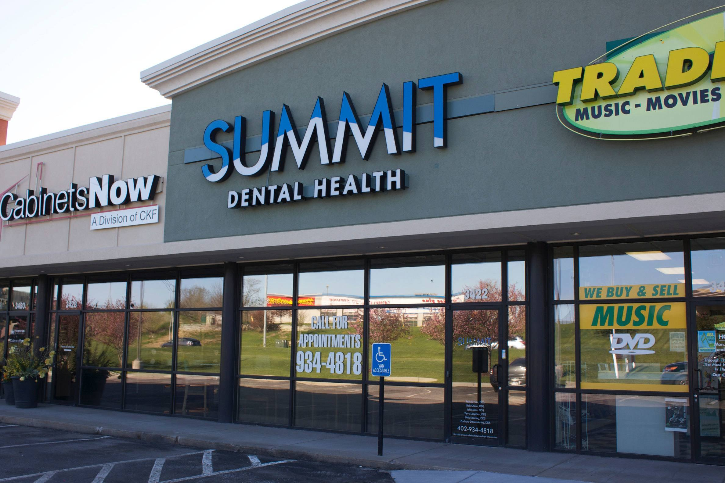Summit Dental Health Oakview Office