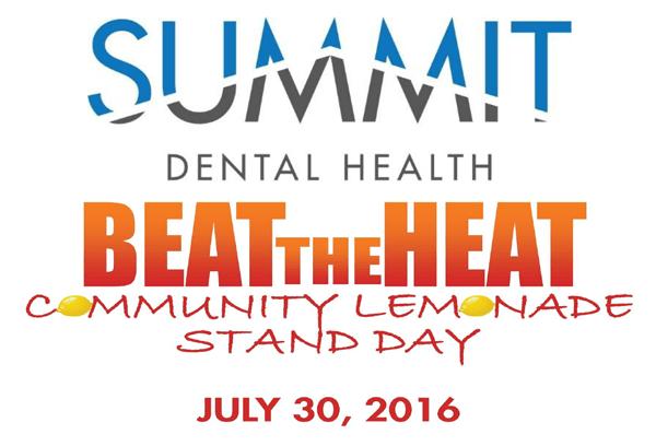 Beat the Heat Community Lemonade Stand Day