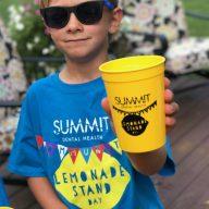 Community Lemonade Stand Day 2017 - Saturday, July 29 - Omaha, Nebraska, and Sioux City, Iowa