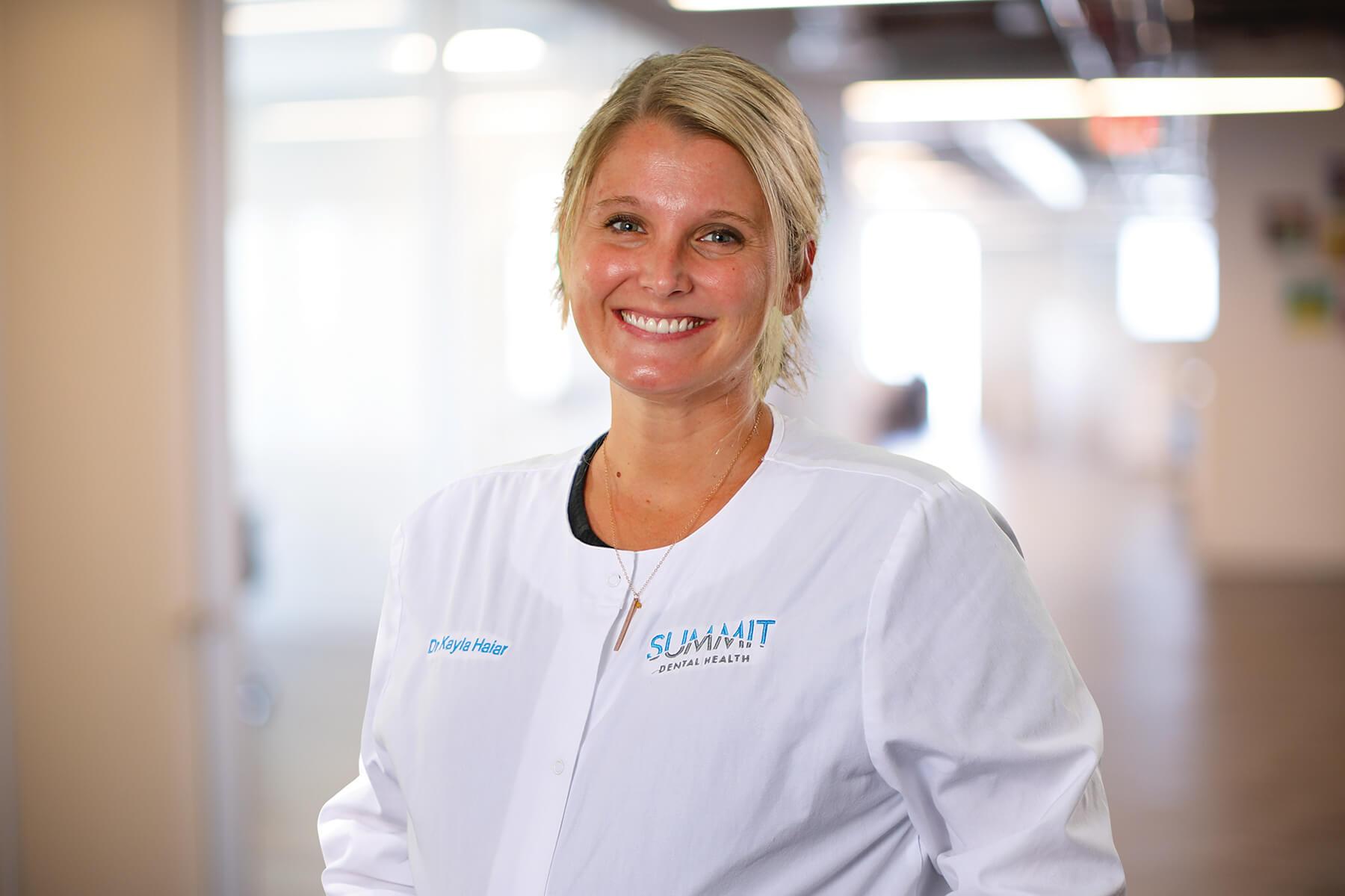 Dr. Kayla Haiar