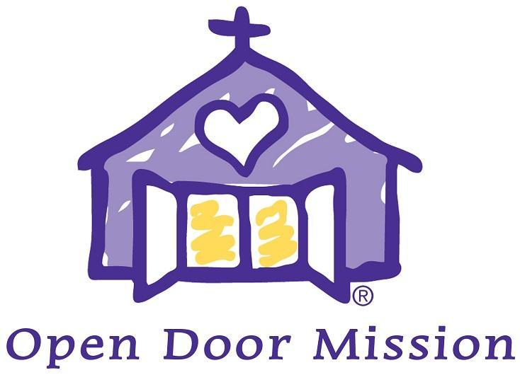 Open Door Mission Omaha logo